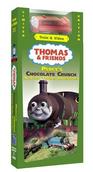 Percy'sChocolateCrunchVHSwithWoodenRailwayTerence