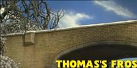 Thomas' Frosty Friend