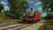 ThomasandJamesareRacing1