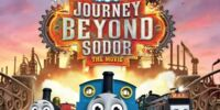Journey Beyond Sodor: Sticker Activity Book