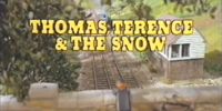 Thomas, Terence and the Snow/Gallery
