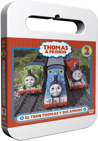 File:ThomasandFriendsVolume2(SpanishDVD).png