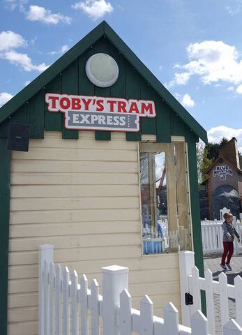 File:Toby'sTramExpressSign.jpg