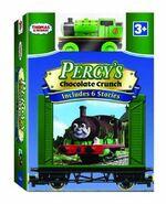 Percy'sChocolateCrunchDVDWithWoodenRailwayPercy