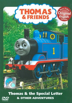 thomas and the special letter and the special letter and other adventures 20219
