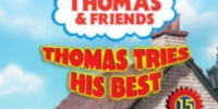 Thomas Tries His Best (DVD)