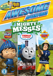 AwesomeAdventuresVol.5MightyMessesUKcover