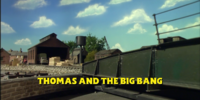 Thomas and the Big Bang