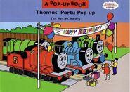 Thomas'PartyPop-up