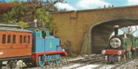 Thomas, Emily, and the Snowplow (magazine story)