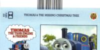 Thomas and the Missing Christmas Tree (Ladybird Book)