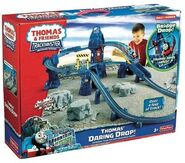 TrackMaster(Fisher-Price)Thomas'DaringDrop!box