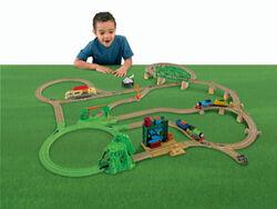 TrackMaster(Fisher-Price)DeluxeSodorAdventureSet