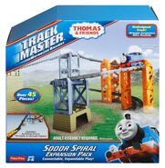 TrackMaster(Fisher-Price)SodorSpiralExpansionPackbox