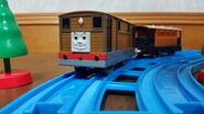 Plarail Talk n Action Toby 3