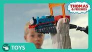 TrackMaster (Revolution) Thomas' Avalanche Escape Set Commercial
