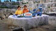TrackMaster (Fisher-Price) Thomas' Daring Drop! Commercial