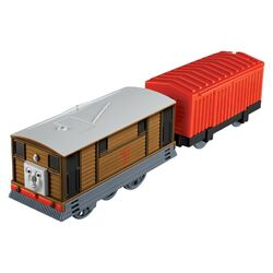 TrackMaster(Fisher-Price)TalkingToby