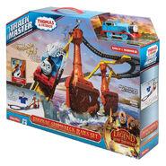 TrackMaster(Revolution)Thomas'ShipwreckRailsSetbox