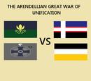 Arendellian Great War of Unification