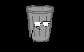 Wierd Trash Can