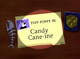 Candy Cane-ine Title Card