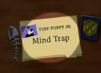 Mind Trap Title card