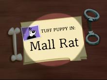 Mall Rat Title Card