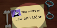 Law and Odor