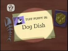 Dog Dish Title Card