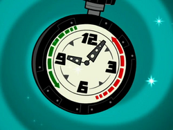 Time Travel Watch