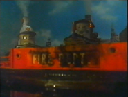 Fire Barge Zorran