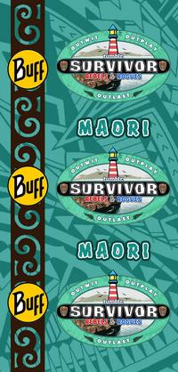 Maori buff