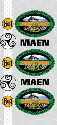 Buff-Maen