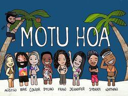Motu Hoa Flag