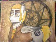 Cave Portrait