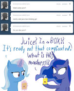 Ask Princess Luna