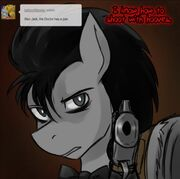 Discorded Doctor Whooves