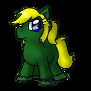 Mystery pony
