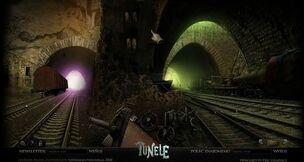 Miner's Train