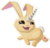 Unicorn Bunny (Icon)