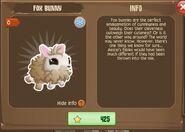 Fox Bunny 2 (Info)