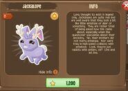 Jackalope Bunny 2 (Info)