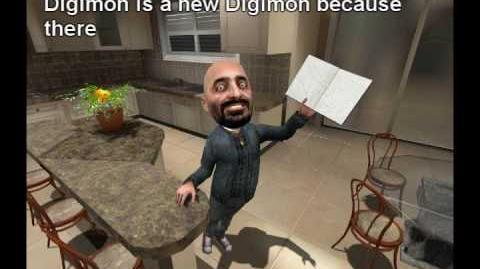 DIGIMON 3 PREDATOR VS DIGIMON