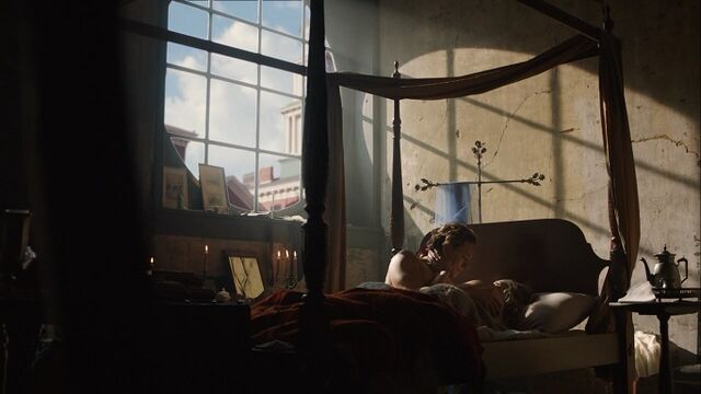 File:John André in bed with Philomena Cheer.jpg