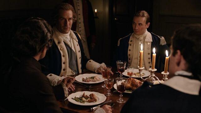 File:George Washington introduces Benedict Arnold to Lazare-Jean Théveneau de Francy.jpg