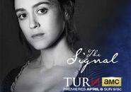 Turn Season 1 character poster 3