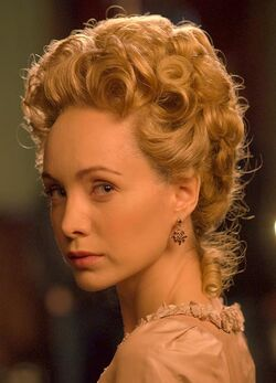 Peggy Shippen in-universe 3
