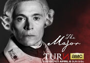 Turn Season 1 character poster 6