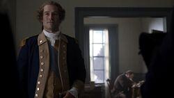 George Washington asks if more intelligence can be gathered